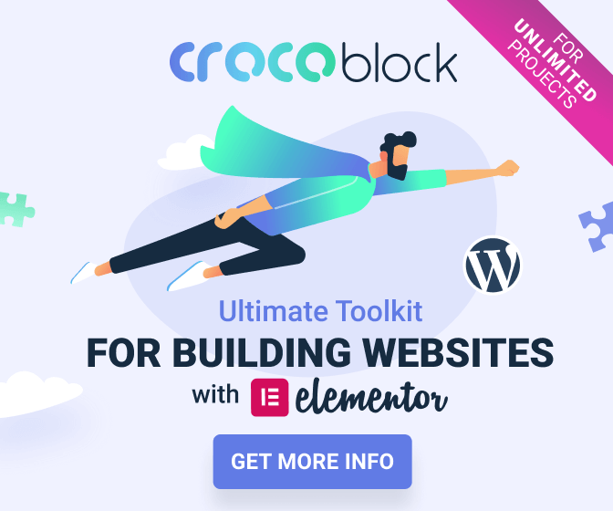 Website Tool Tipp crocoblock