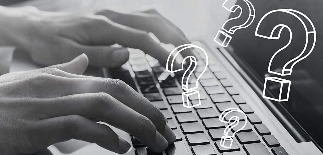 Erfahre, welche 7 Fragen du dir beatworten solltest, bevor du mit der Website-Erstellung für deine Selbstständigkeit startest.